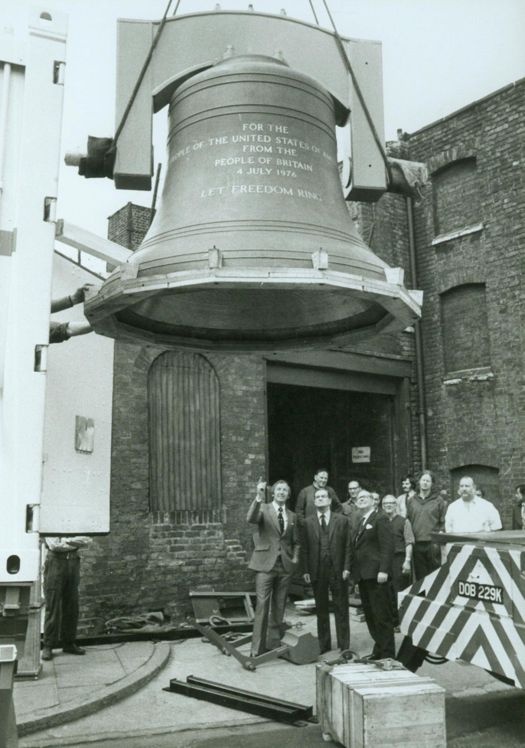 Bicentennial Bell 4